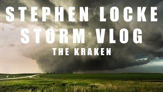 Stephen Locke Storm Vlog: The Kraken