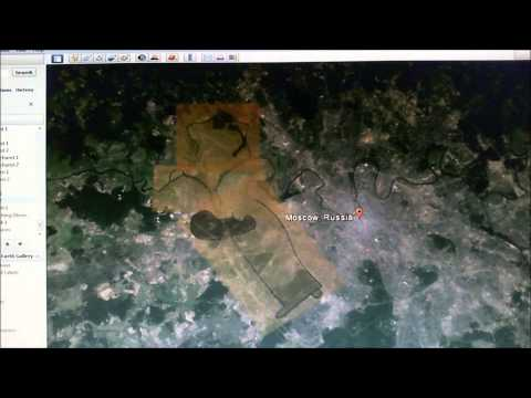 Russia .Google Earth Series.The Beginning Of The Great Tribulation Mapped Out.NWO. - Smashpipe People