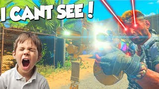 ANGRY GAMERS VS FLASHLIGHT MOD 😂 (Black Ops 4 Funny Moments & Reactions)