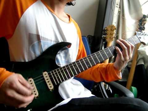 五月天 I Love You 無望 Guitar Cover
