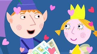 Ben and Holly's Little Kingdom Full Episodes | Granny and Grandpapa | HD Cartoons for Kids