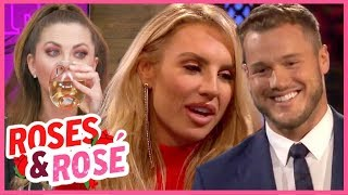 The Bachelor Roses and Rose: Colton Underwood's Premiere Has Sloth, Sexy and Stealing Time