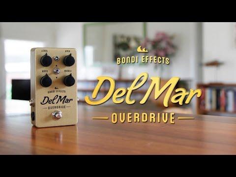 Bondi Effects Del Mar Overdrive Pedal