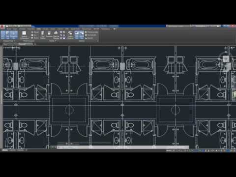 Convert PDF to CAD in AutoCAD 2017 with Ted Moberg