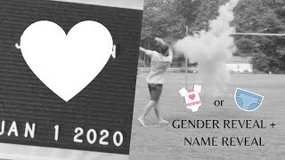 OUR GENDER AND NAME REVEAL   **EMOTIONAL**   LIVJOYously