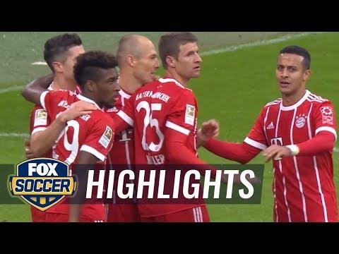 Bayern Munich vs 1 Mainz 05