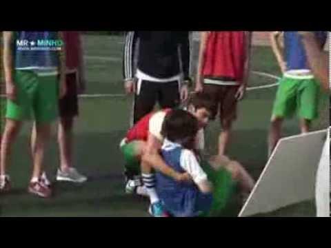Minho & Sulli (Minsul scenes) BTS TTBY DVD Part 2