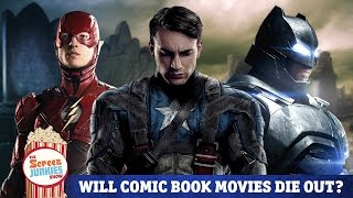 Have We Had Enough Comic Book Movies?!?