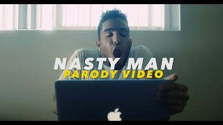 Jidenna Classic Man Parody (Nasty Man) - Futuristic x Jakob Owens