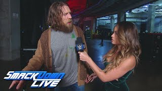 Daniel Bryan vows to be WWE Champion forever: SmackDown LIVE, Jan. 8, 2