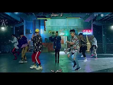 Super Junior ft. Leslie Grace -  Lo Siento - Arabic sub + نطق