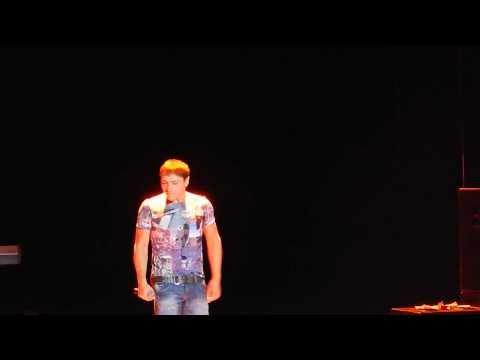 Юрий Шатунов - Землю обойду.  Улан - Удэ. 4.10.2013.