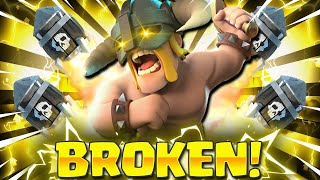 The #1 MOST TOXIC Deck to Make Opponents CRY in Clash Royale!!