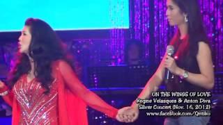 Regine Velasquez & Anton Diva - On The Wings Of Love (SILVER Concert: November 16, 2012)