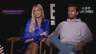 Khloe Kardashian and Scott Disick (Full Interview)