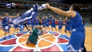 Τουρκία - Ελλάδα 55-84 Highlights Turkey vs HELLAS Eurobasket Γυναικών 2017 {22/6/2017}