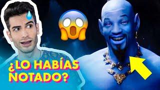 ANALIZO el nuevo teaser de ALADDIN live action 🧞♂️ Reacción 2019 🕌 en español