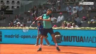 Tennis fails compilation 2015