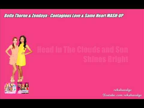Baixar Bella Thorne & Zendaya   The Same Heart& Contagious Love Mash UP (rekahasulyoProdutcions)