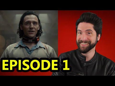 LOKI - Episode 1 (My Thoughts)
