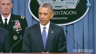 Barack Obama Singing Panda by Desiigner