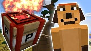 Minecraft: FART BOMB OF DOOM CHALLENGE! - Custom Mod Challenge [S8E40]