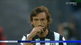 Juventus announce Andrea Pirlo as manager | Niall Quinn & Brian Kerr react.