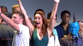 Brie Larson (Captain Marvel) - funny moments