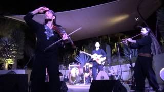 Scott Jeffers Traveler - Traveler (acoustic) - Gypsy Bird - 4/17/2015 - Live at the Desert Botanical Garden