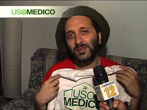 """ALBOROSIE per """"USO MEDICO"""" - GUSTO DOPA AL SOLE 2013 - Servizio Telerama"""