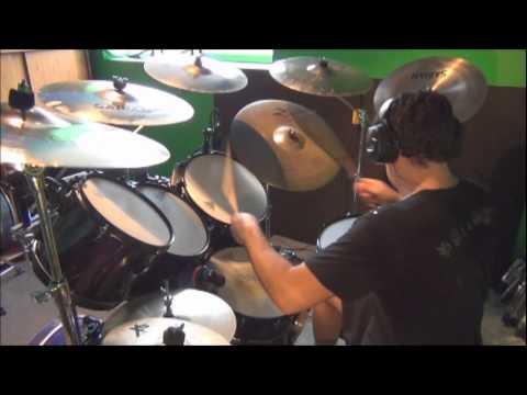 Megadeth - A Tout le Monde Drum Cover