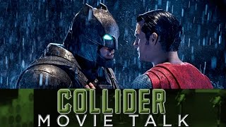 Collider Movie Talk – Batman V Superman R-Rated Details