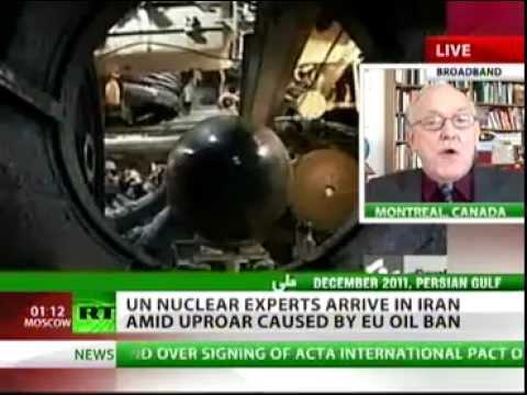 "Chossudovsky: \""War on Iran would mean World War I"