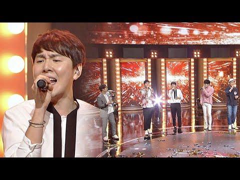 [미공개] 포-유↗ 고유진 x 모창능력자의 앵콜곡 'For You'♪ 히든싱어5(hidden singer5) 6회