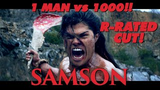 Samson 1000 Man fight - R Rated Version