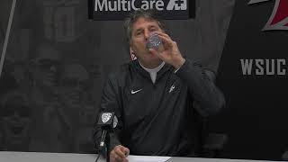 Mike Leach after EWU 9/15