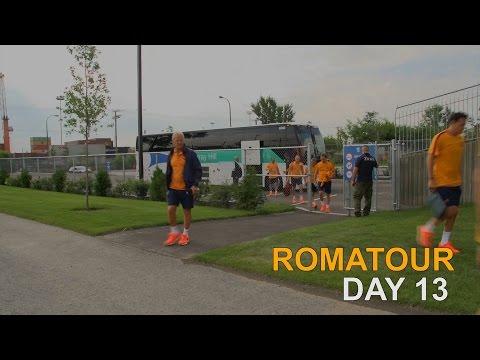 Roma Tour Day 13: Au revoir, Canada!