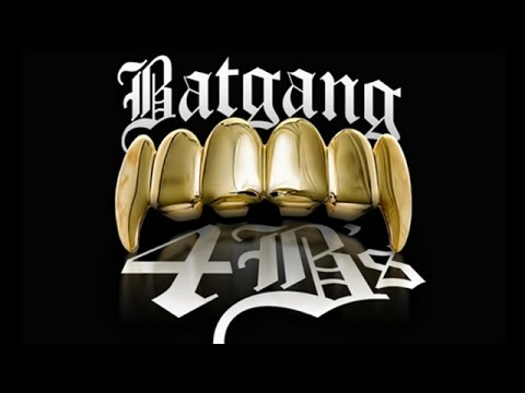 Kid Ink - Batgang: 4B's (Full Mixtape)