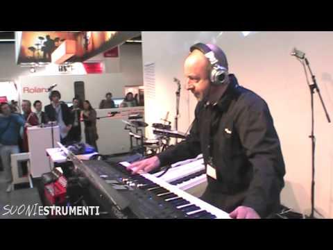 Musikmesse 2013 - Roland BK-9: Demo by Ralf Schink