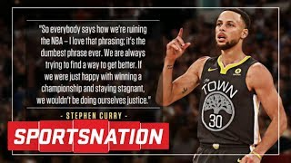 Is the Warriors' dominance good or bad for the NBA? | SportsNation | ESPN