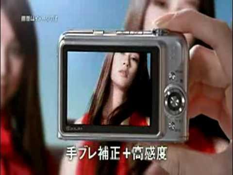 水川麻美Casio相機廣告 by PUNKY Xuite影音