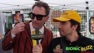 Tom Kenny Interview at Superhero SuperHero Summer Fest Alhambra