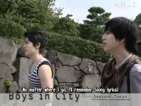 [Eng Sub] (DBSJ Productions) Super Junior Boys in City Season 2 (Ep. 1-2)