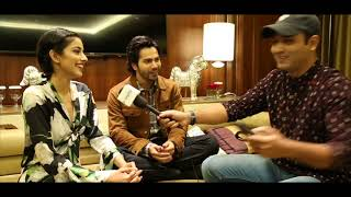 Must watch FULL Interview with Varun Dhawan and Banita Sandhu on October