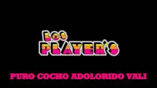 LOS PLAYERS. MIX SOLO PA ADOLORIDOS BALI.