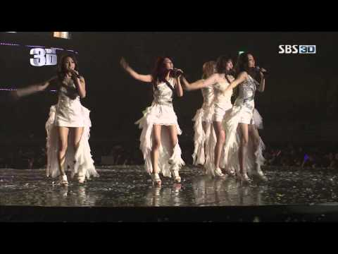 131229 KARA - Honey, Mister @ SBS 3D TV's Moving World