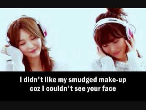 Davichi - Can't Say I Love You or Say Goodbye  [Eng. Sub]