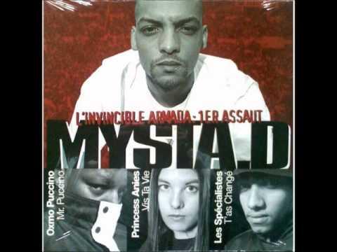 1997 « DESCENTE MASSIVE » EXPRESS DI, MAFIA K1 FRY, OXMO, D ABUZ SYSTEM, DRIVER, LES SPECIALISTES...