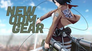Attack on Titan New ODM Gear!