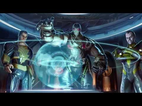 Injustice - Bane Character Ending